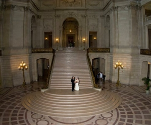 San Francisco Legal Wedding Ceremony